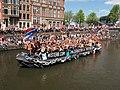 Boat 30 Mr B, Canal Parade Amsterdam 2017 foto 2.JPG