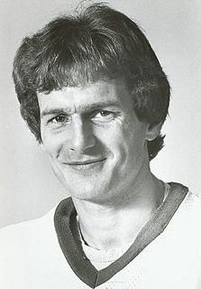 Bob Bourne Canadian ice hockey player