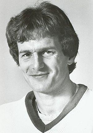 Bob Bourne - Bourne in 1981