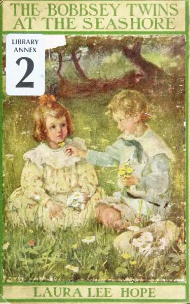 File:Bobbsey Twins at the Seashore.djvu