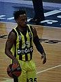 Bobby Dixon 35 Fenerbahçe men's basketball EuroLeague 20180320.jpg