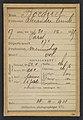 Bocquet. Alexandre, Émile. 17 ans, né à Paris XVlle. Menuisier. Vol. Fiché le 14-4-94. MET DP290184.jpg