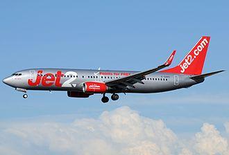 Jet2.com - Jet2.com Boeing 737-800