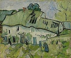 Vincent van Gogh: Farmhouse