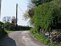Boggard Lane, Worrall, near Oughtibridge - geograph.org.uk - 1116887.jpg