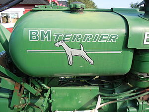 Bolinder-Munktell - 11 200 Terrier's were built between 1957-1962