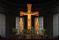 Bologna - Kathedrale San Pietro - Altar.JPG