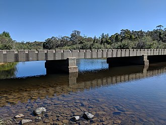 Shoalhaven River - Bombay Bridge