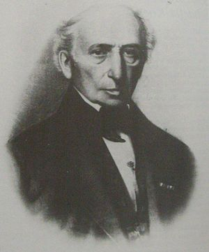 Erkrath - Johann Heinrich Bongard around 1840