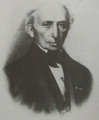 Erkrath - Johann Heinrich Bongard around 1840