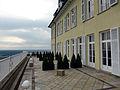 Bonner Stammtisch, Petersberg - Staatsgäste Suite (Terrasse).jpg