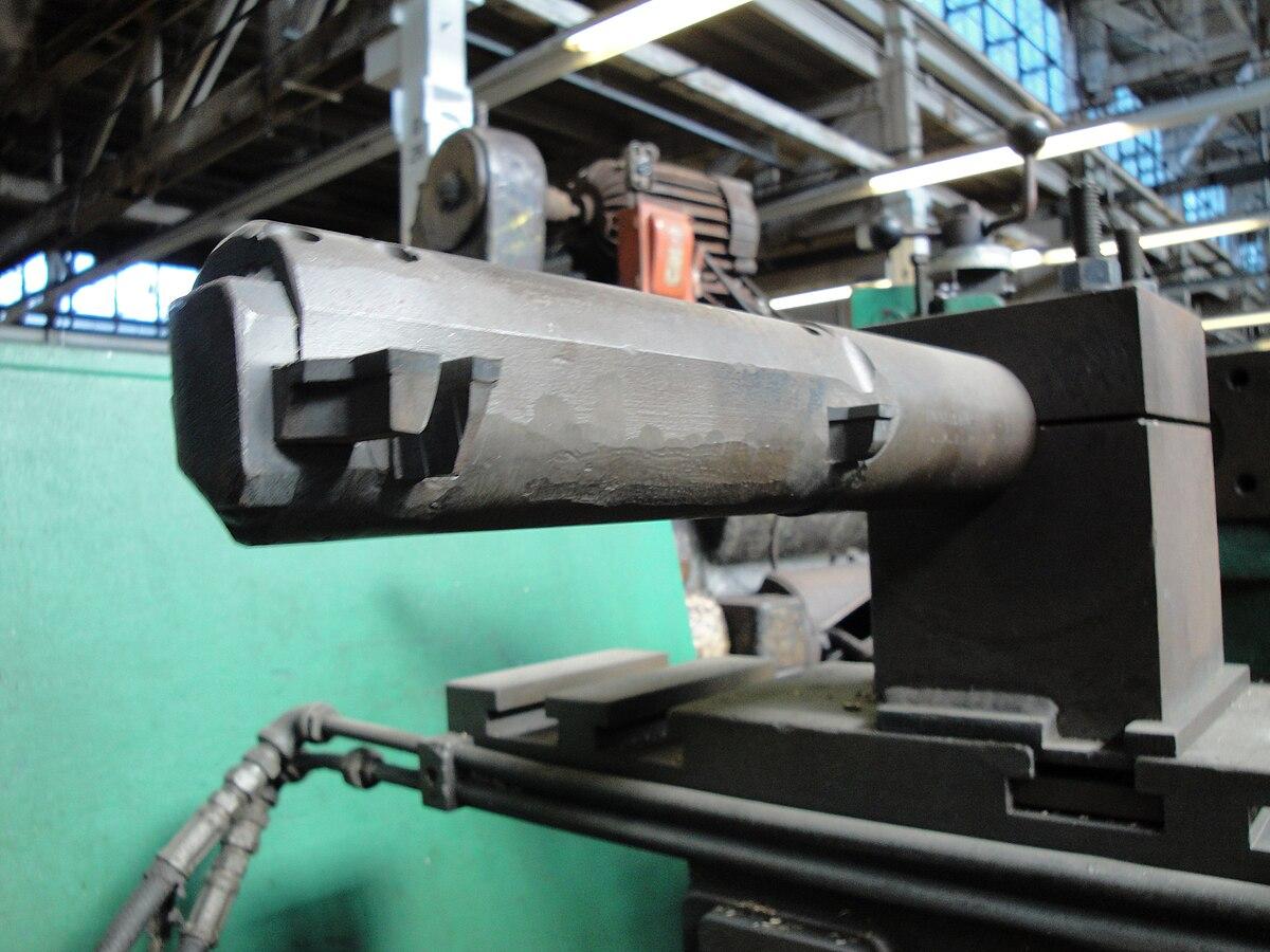 Large Boring Bars : Boring manufacturing wikipedia