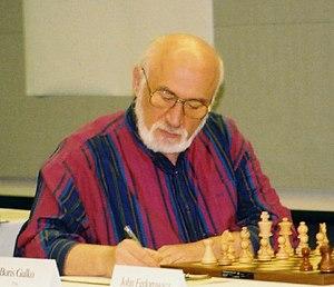 Boris Gulko - 2002 U.S. Chess Championships