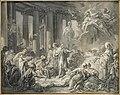 Boucher - Psyché recevant les honneurs divins, Inv.882-4-2.jpg