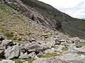 Boulders and scree - geograph.org.uk - 2483229.jpg