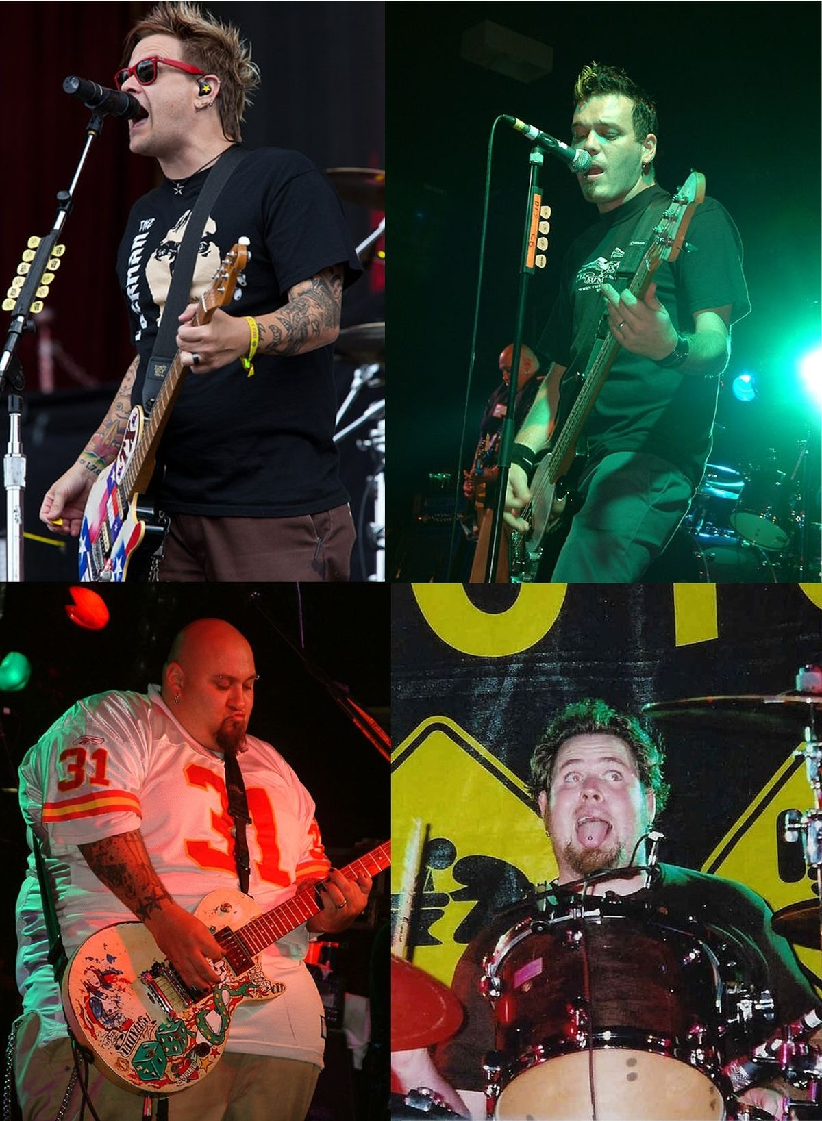 Bowling for Soup – Wikipedie