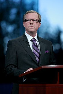 Brad Wall, le 25 octobre 2011.