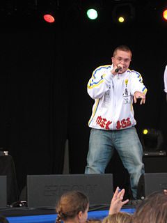 Brainpower Dutch rapper
