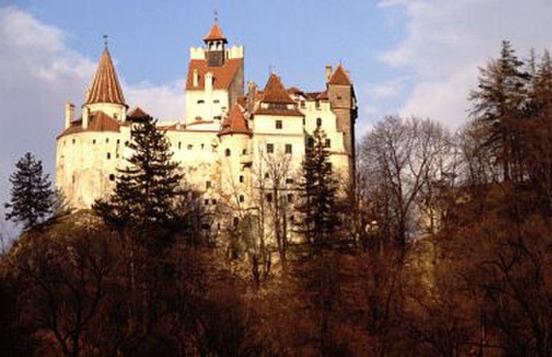 Castillo de Bran (año 1377)