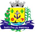 Brasão do Municipio de Santa Cruz da Esperança.png