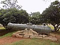 Brass Cannon C at Chowmahalla Palace Museum 01.jpg