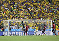 Brazil and Colombia match at the FIFA World Cup 2014-07-04 (25).jpg