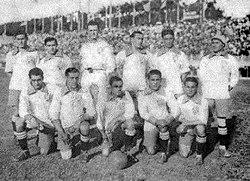 Selección brasileña campeona de la Copa América en 1919. 2512d20e925cd