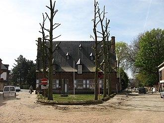 Brecht, Belgium - Image: Brecht schepenhuis 3