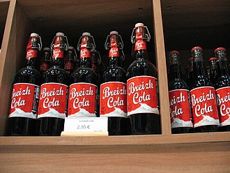 Breizh Cola - Image: Breizh Cola