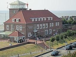 Bremerhaven Riesenradblick 4