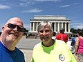 Brett Bigham and Diane Ravitch Speak at the Lincoln Memorial.jpg
