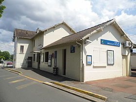 Image illustrative de l'article Gare de Breuillet - Village