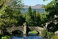 Bridge at Beddgelert, Gwynedd - geograph.org.uk - 2630870.jpg