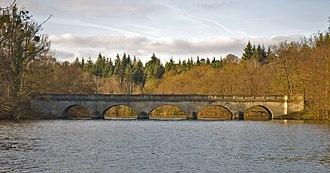 Virginia Water Lake - Image: Bridge at Windsor Virginia Water (6257984359)