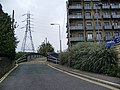 Bridge at the end of Wharf Street - geograph.org.uk - 1014521.jpg