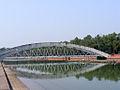 Bridge on Crescent Lake, Near Zia's Mausoleum.jpg