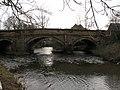 Bridge over Cod Beck Thirsk - geograph.org.uk - 324679.jpg