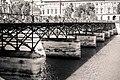 Bridge over La Seine, Paris (23819448556).jpg