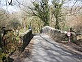Bridge over the River Erme, Harford - geograph.org.uk - 1801687.jpg