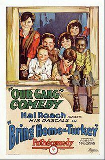 <i>Bring Home the Turkey</i> 1927 film