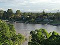 Brisbane River at Chelmer, Queensland. 02.JPG