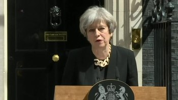 Restr:Britain PM May Enough is Enough.ogv