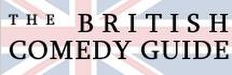 British Comedy Guide - The logo for the British Comedy Guide between 11 May 2009 - 1 January 2011.