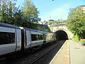 British Rail Class 170 at Knaresborough railway station (24th August 2019) 002.jpg