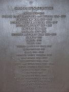 British memorial to the Gurkhas - Campaigns