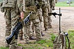 British troops exercise in Estonia as part of the NATO's eFP (Enhanced Forward Presence) MOD 45163300.jpg
