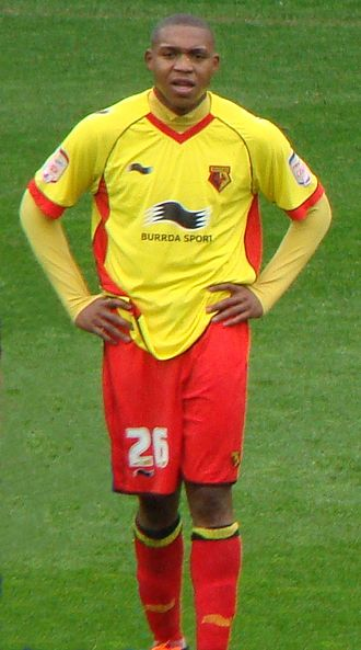 2011–12 Watford F.C. season - Britt Assombalonga became the 50th academy player to make his Watford debut in 2012, following two loan periods.