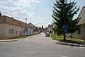 Brno-Ivanovice - Pokorova street from north.jpg