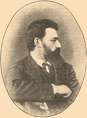 Isaak Asknaziy - Photograph from the Jewish Encyclopedia