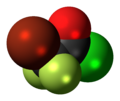 Bromodifluoroacetyl chloride 3D spacefill.png